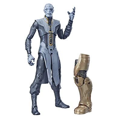 "Avengers Hasbro Marvel Legends Series Endgame 6"" Ebony Maw Marvel Cinematic Universe Collectible Fan Figure: Toys & Games"