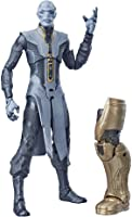Marvel Avengers End Game Figura Ebony Maw Action Figure, 6 Pulgadas
