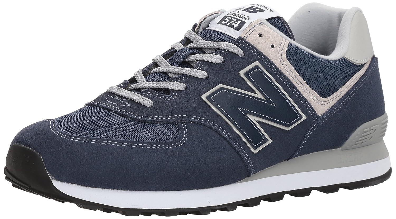 New Balance Herren Ml574E Sneaker,  38 EU|Blau (Blau/Ml574egn)