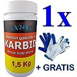 """bri'X24T'you Karbid VARIANTEN 1.500KG Marken Premium Karbid der Firma BRIN'X UNERREICHT in QUALITÄT & WIRKUNGsDauer """"DEUTSCHE PREMIUM QUALITÄT""""Große feste STEINE langanhaltende WIRKUNGSDAUER garantiert*!!!SOFORTVERSAND24h!!!(1,5KG)"""