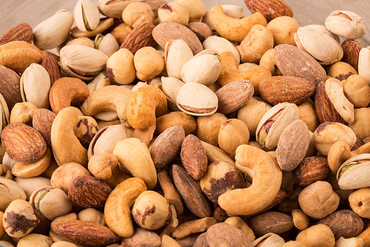 900g Deluxe Mixed Nuts Extra Super - Luxury products.
