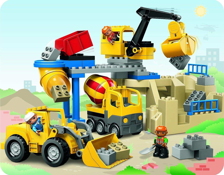 Lego duplo ville 5653 steinbruch: amazon.de: spielzeug