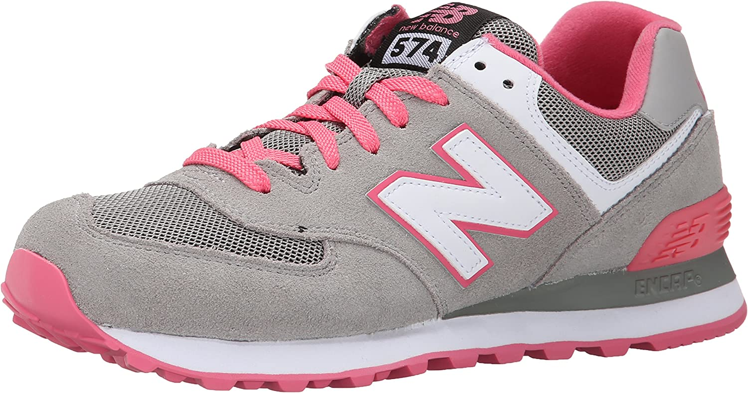 New Balance Women s WL574 Core Plus Collection Classic Running Shoe