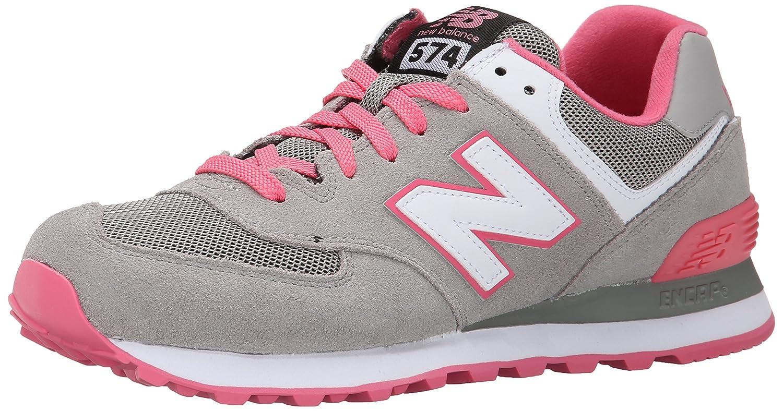 New Balance Women's WL574 Core Plus Collection Classic Running Shoe
