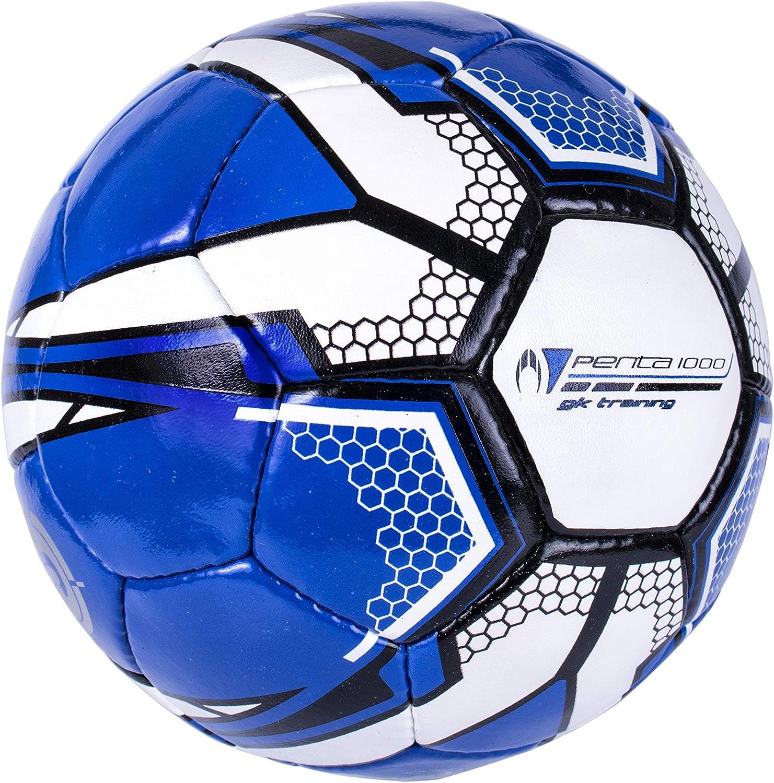 HO Soccer Penta 1000 Balón de Entrenamiento, Adultos Unisex, Azul ...