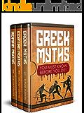 GREEK MYTHS / EGYPTIAN MYTHS / ROMAN MYTHS: YOU MUST KNOW BEFORE YOU DIE! (BOX SET)
