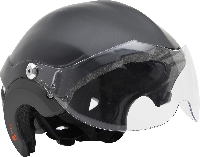 Lazer Anverz NTA Helmet schwarz Kopfumfang 58-61cm 2018 Fahrradhelm