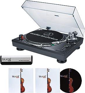 Amazon.com: Audio Technica AT-LP1240-USBXP Direct-Drive Pro ...