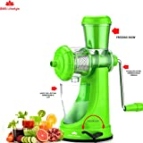 BMS Plastic Smart Fruits & Vegetable Juicer With Waste Collector,Green