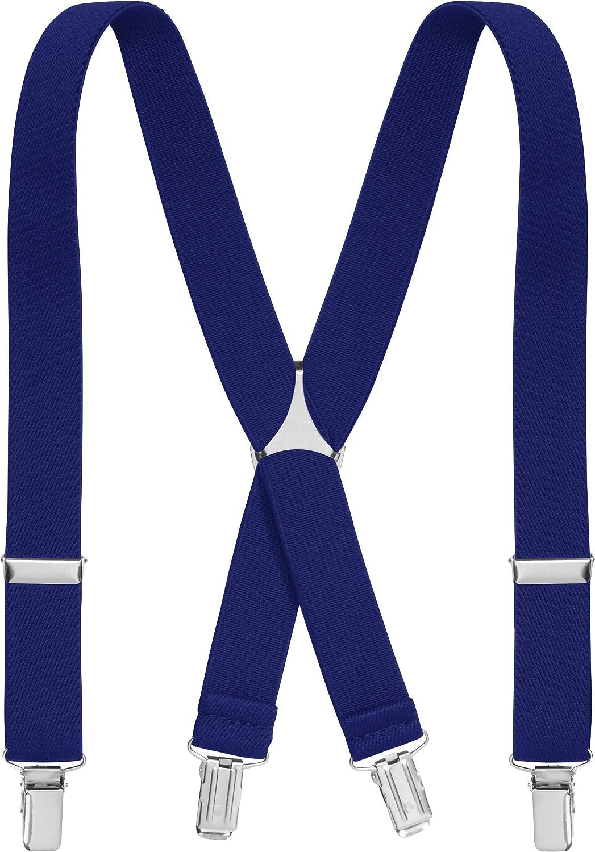 Playshoes Unisex Kids Fully Adjustable Elasticated Suspenders Braces