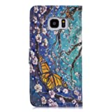 Yobby Flip Wallet Case for Samsung Galaxy S7