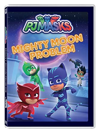 pj masks mighty moon problem