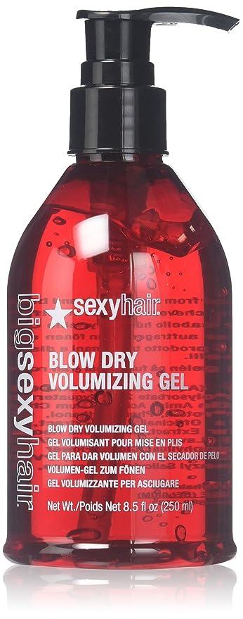 Consider, sexy hair blow dry volumizing gel seems brilliant