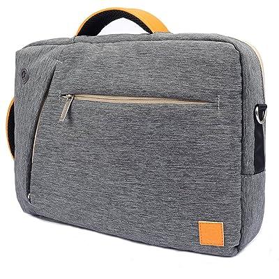 85%OFF VanGoddy 3 in 1 Shoulder Bag Backpack and Messenger Bag for HP Envy x360/ Omen / Pavilion / ProBook 15.6'' Laptop(Gray)