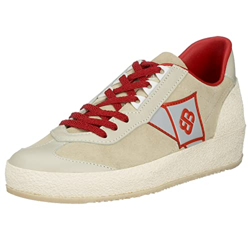 the latest 0e40d a2965 Brütting Road Runner 102401, Unisex - Erwachsene Sneaker, beige, (beige)