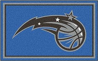 product image for NBA - Orlando Magic 4ft. x 6ft. Plush Area Rug