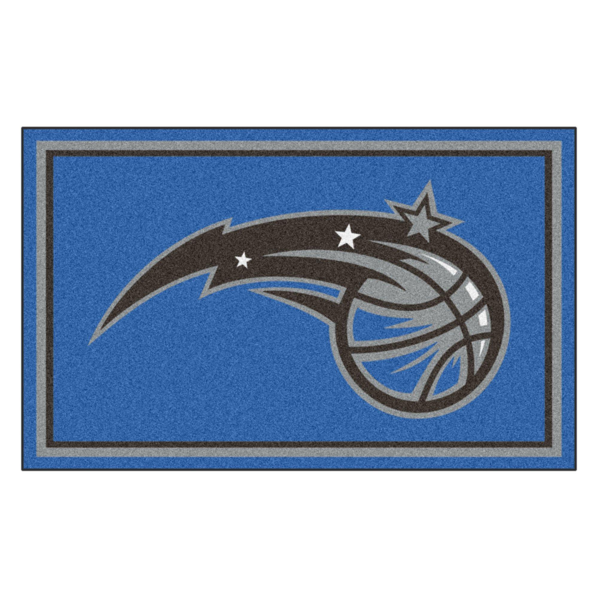 FANMATS 20439 44''x71'' Team Color NBA - Orlando Magic Rug