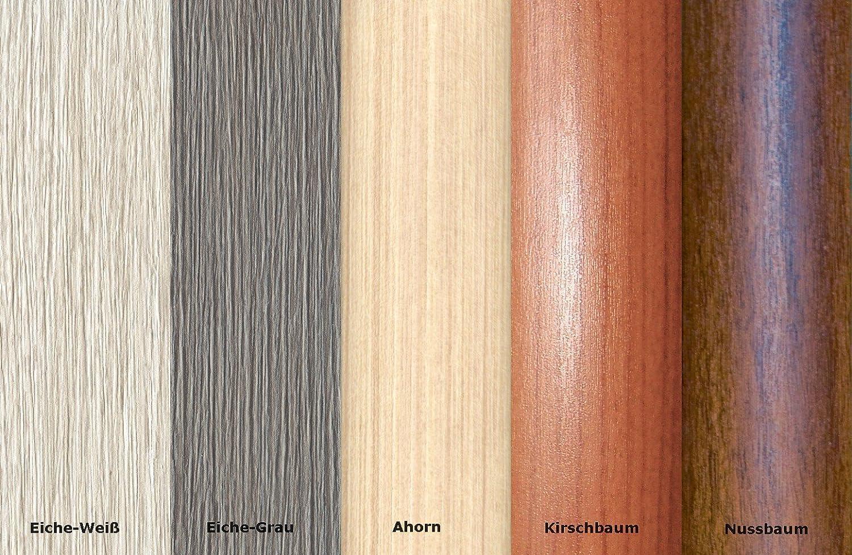 C01 /Übergangsprofil Anpassungsprofil Ausgleichsprofil 30mm Holzdekor Kirschbaum