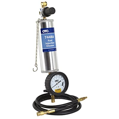 OTC Tools (7448A) Fuel Injection Cleaner Canister: Automotive