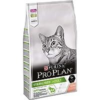 Purina ProPlan Kısırlaştırılmış Kediler İçin Somonlu Ve Ton Balıklı Kedi Maması 10 Kg
