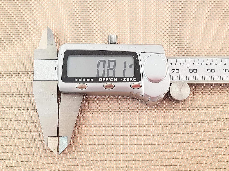 RFI Electromagnetic Shielding Copper Mesh 20# Cut Size: 15cm x 15cm - By Inoxia