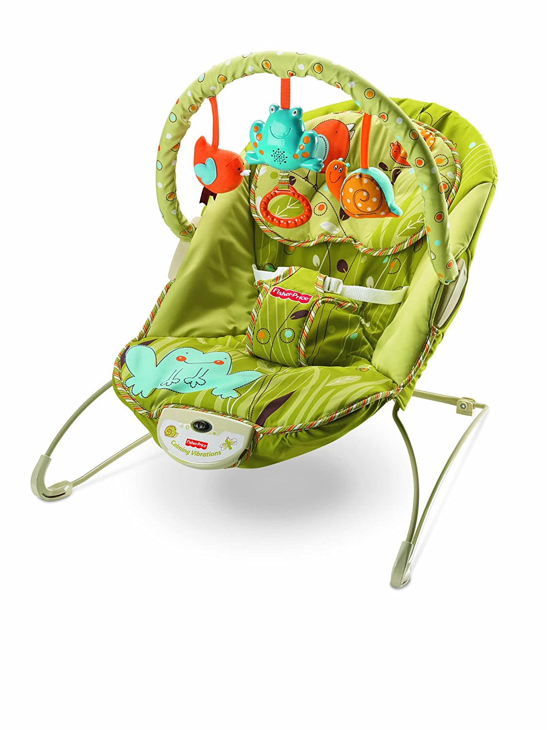 amazon com fisher price green meadows bouncer discontinued by