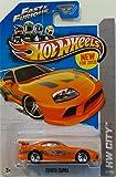 2013 Hot Wheels Hw City Fast & Furious 5/250 - Toyota Supra