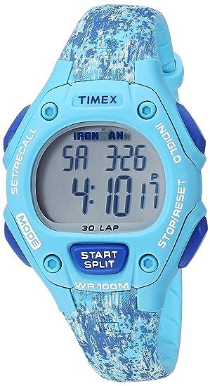 7c7355b23dac Timex Ironman Classic TW5M16200 - Reloj Deportivo para Mujer