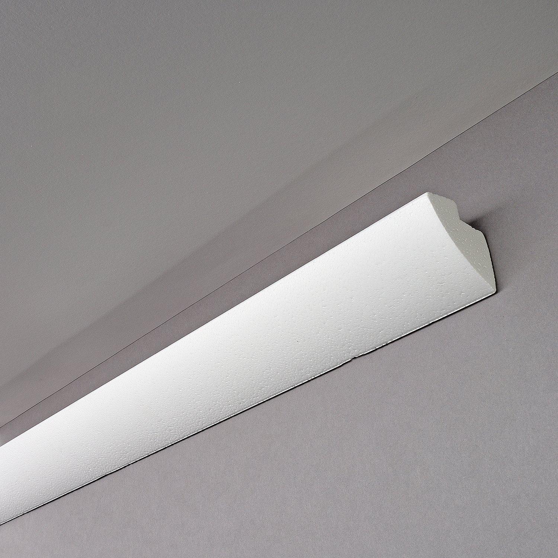 Decosa G35 (Karoline), 1 Leiste à 2 m Länge - Dekorative Lichtleiste ...