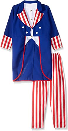 Uncle Sam Boys Costume