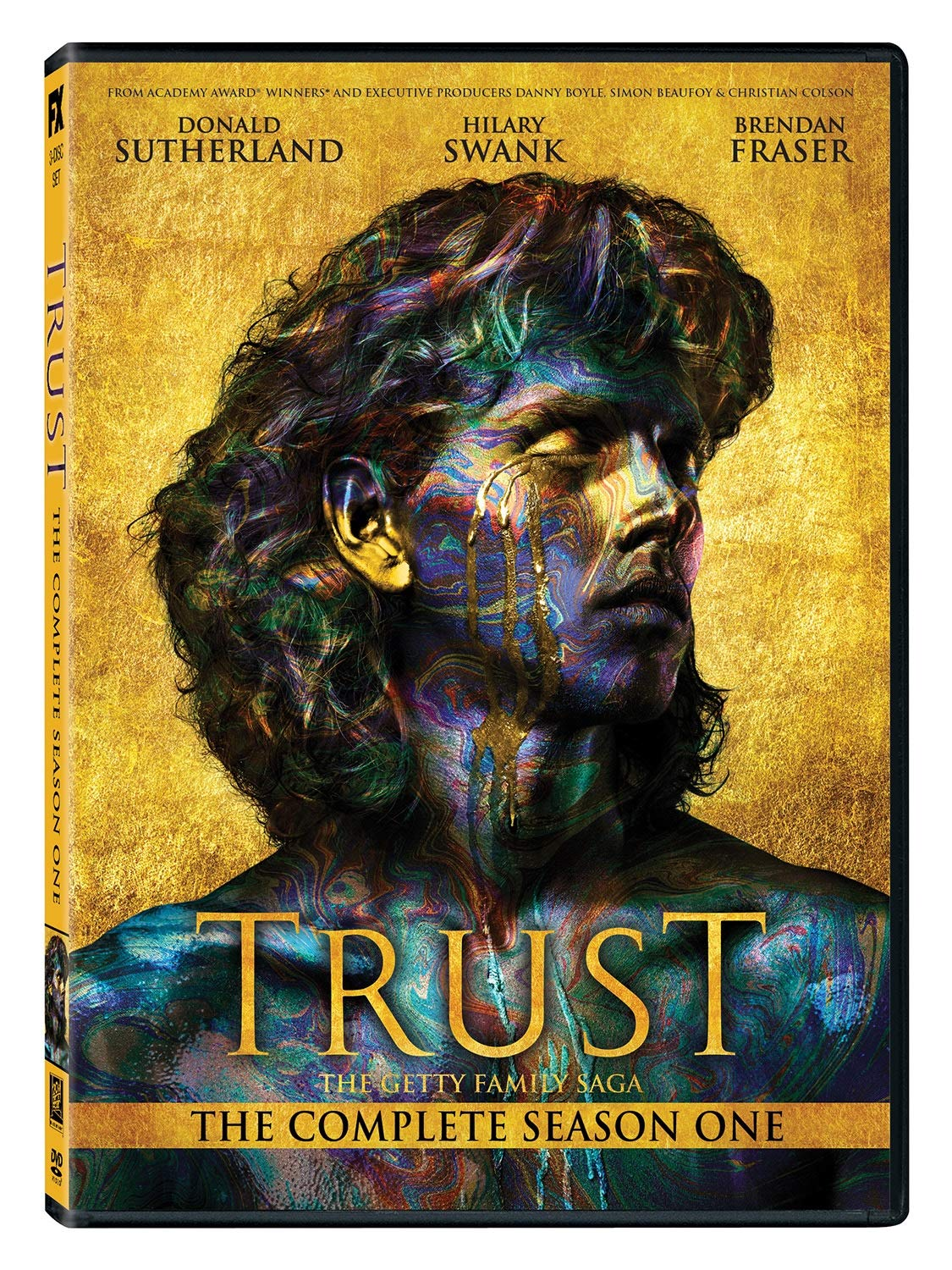 Book Cover: Trust: Season 1