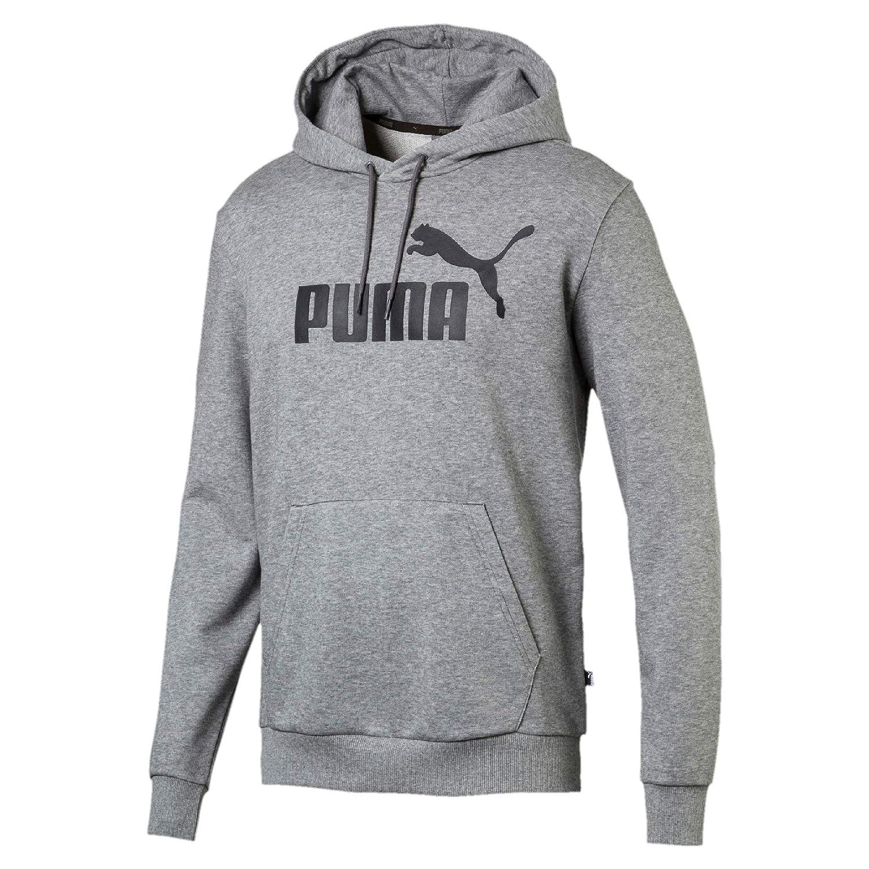 TALLA XL. PUMA ESS Hoody TR Big Logo Sweatshirt, Hombre