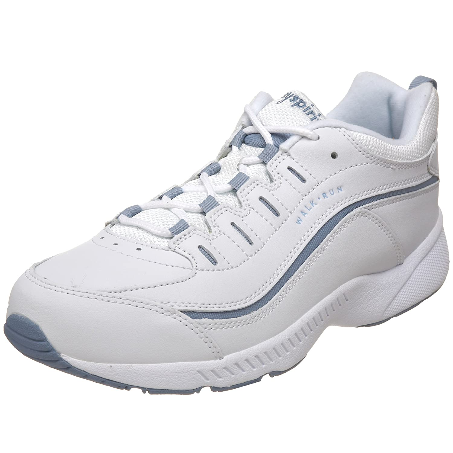 Easy Spirit Women's US|White Romy Sneaker B0038JP1YA 7 E US|White Women's Light Blue d017ae