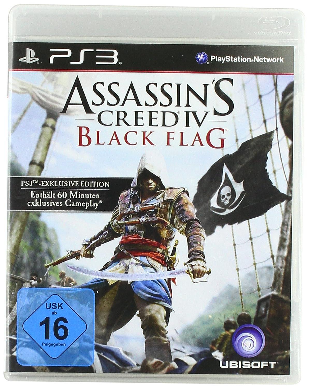 Assassins Creed 4: Black Flag - Bonus Edition [Importación ...