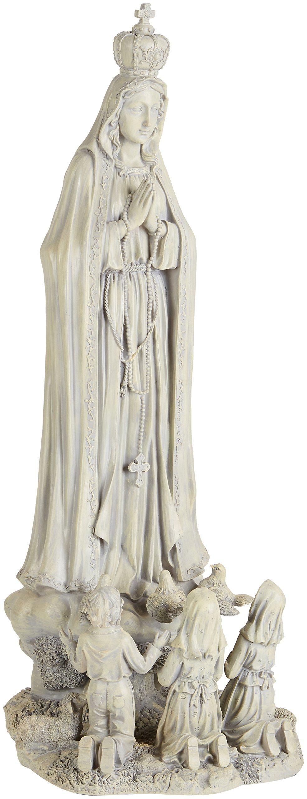 Design Toscano Our Lady of Fatima Grand Scale Statue by Design Toscano