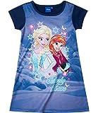 Disney La Reine des neiges Fille Robe - pourpre