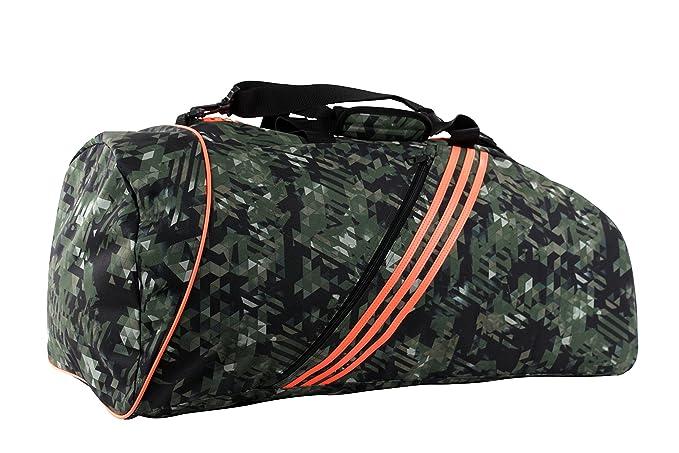 adidas Bolsa de Deporte Combat Camuflaje: Amazon.es: Deportes y aire libre