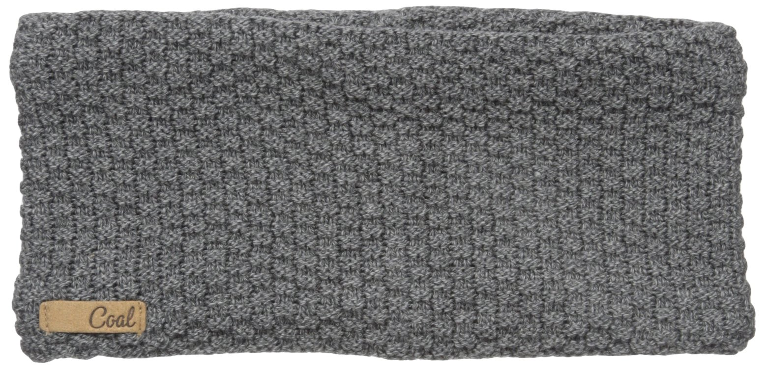 Coal Women's The The Cameron Classic Fleece Lined Headband, Grey, One Size