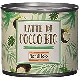 Fior di Loto Latte di Cocco - 6 Pezzi da 200 gr