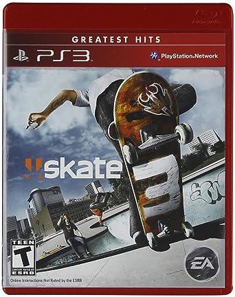 Skate 3 скачать ps3 торрент