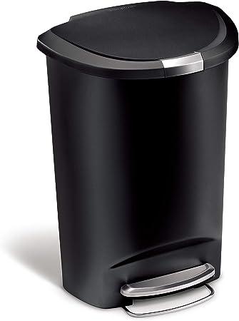 Amazon.com: Lata de basura de 1690.7 fl oz y 13 galones ...