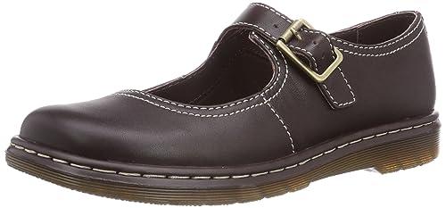 Dr. Martens KARA Danio RICH BROWN - Mary Jane de cuero mujer, color marrón, talla 37: Amazon.es: Zapatos y complementos