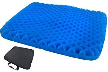 Amazon.com: Cojín de asiento de gel de refrigeración con ...