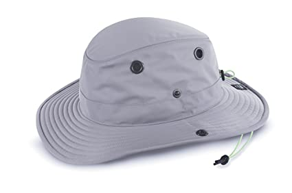 Amazon.com  Tilley TWS1 Paddlers Hat Grey 77 8  Sports   Outdoors ca46dc848ec