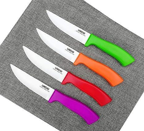 Amazon.com: Cuchillo de cerámica para cocina, cuchillos de ...