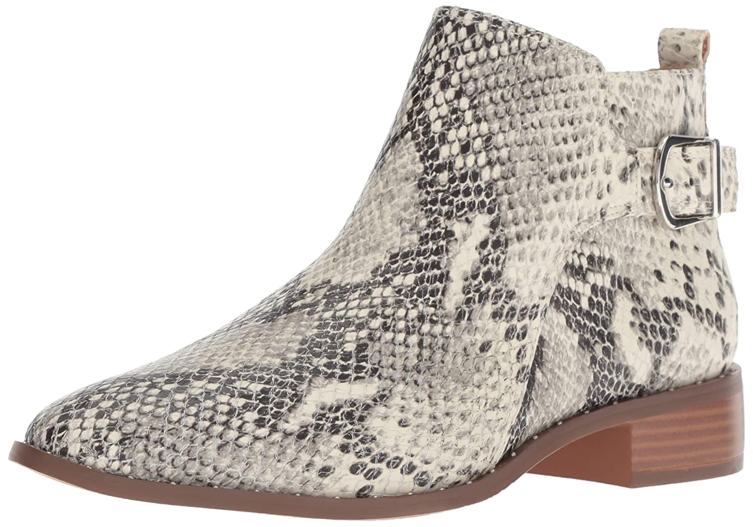STEVEN by Steve Madden Womens Chavi Ankle Boot