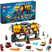 LEGO City Ocean Exploration Base 60265 Building Set