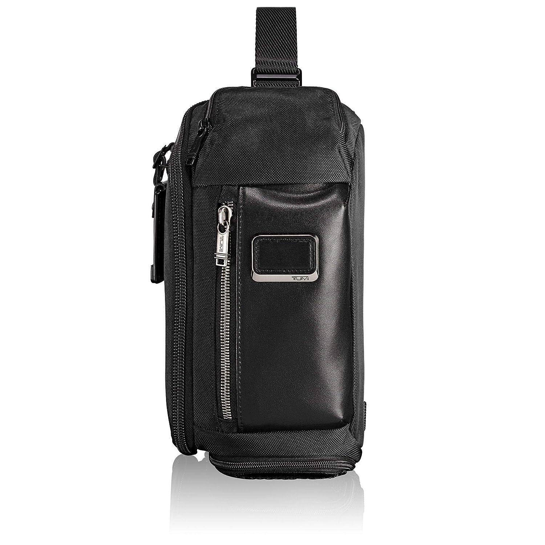 Amazon.com | TUMI - Alpha Bravo Kelley Sling Backpack - Crossbody Shoulder Bag for Men and Women - Black | Casual Daypacks