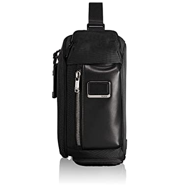 a2ddbed38b5e TUMI - Alpha Bravo Kelley Sling Backpack - Crossbody Shoulder Bag for Men  and Women -