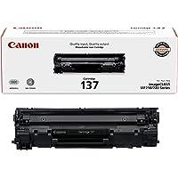 Canon Genuine Toner Cartridge 137 Black (9435B001), 1-Pack, for Canon ImageCLASS MF212w, MF216n, MF217w, MF244dw…